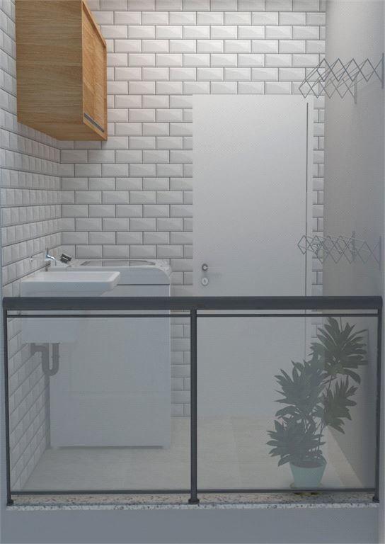condomínio novo tipo apartamentos na vila guilherme com 1 dormitório - 170-im365166