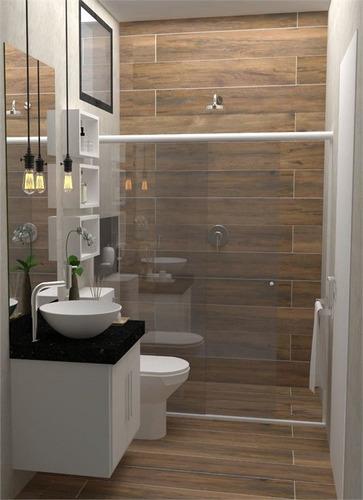 condomínio novo tipo apartamentos na vila guilherme com 1 dormitório - 170-im365170