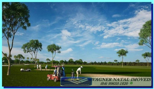 condomínio pipa golf lote  300m² direto com o proprietário