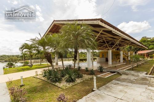 condomínio porto tarumã as margens rio tarumã, terreno a venda de 900 m², ponta negra, manaus - te00023 - 3053143