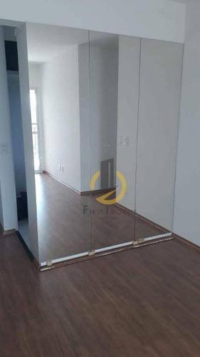 condomínio premiatto sacomã - 67 m² - 2 dormitórios - 1 suíte - ap0576