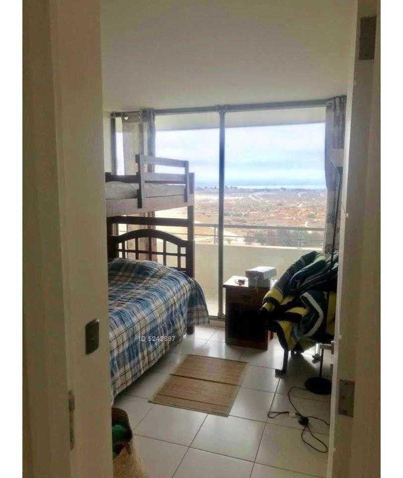 condominio puerto velero. edificio portal del mar. vista despejada. 3d + 3b + terraza techada