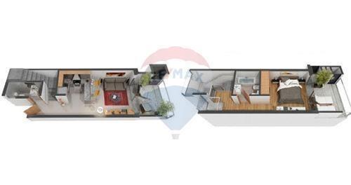 condominio random 2 ambientes financiación - pesos