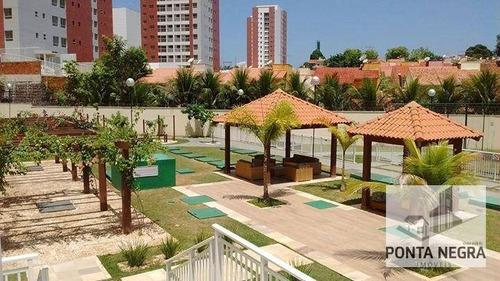 condomínio reserva das praias 85m2, 3 quartos (sendo 1 suíte) 2 vagas de garagem. - ap0612