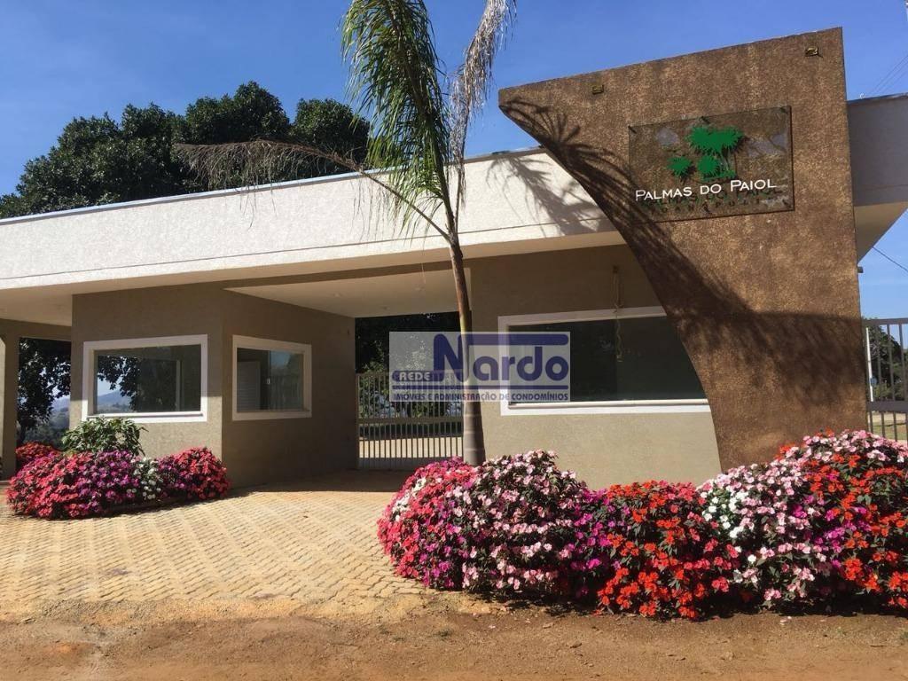 condomínio residencial palmas do paiol, joanópolis sp - te0083