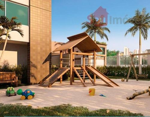 condomínio residencial saint square - ap0033