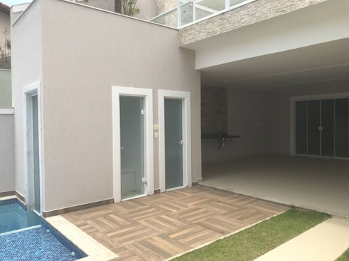 condominio rio mar - barra - casa triplex de 4 quartos