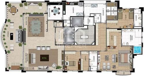 condomínio ritz vila nova, cobertura na vila nova conceição, são paulo. - mo6102