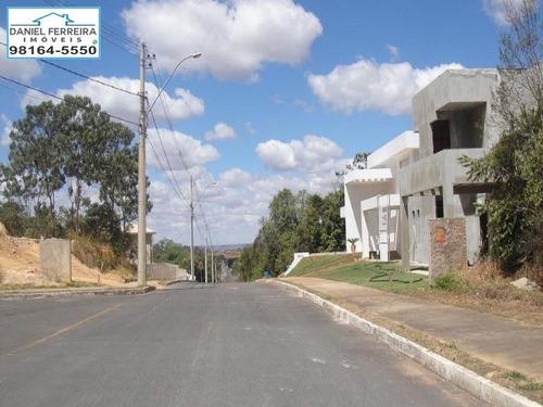 condomínio santa monica - lote totalmente plano na alameda tororó - te00073 - 4433862