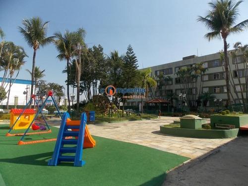 condominio sport center - apartamento a venda no bairro jardim satélite - são josé dos campos, sp - 2293