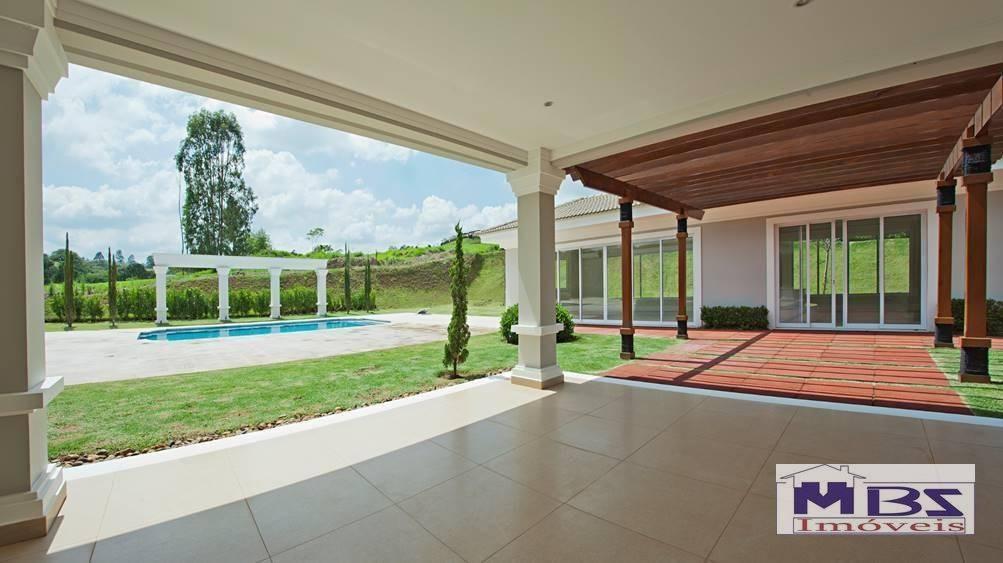 condominio terras de são josé ii (linda casa á venda) - ca0544