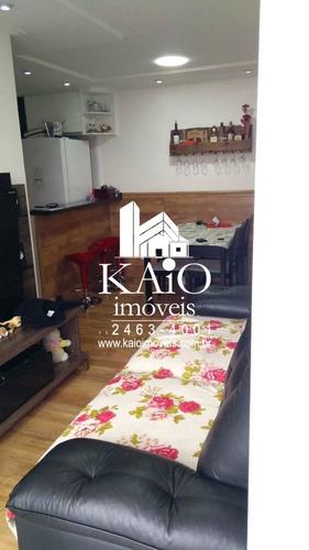 condomínio uni bosque maia em guarulhos com 2 dormitórios