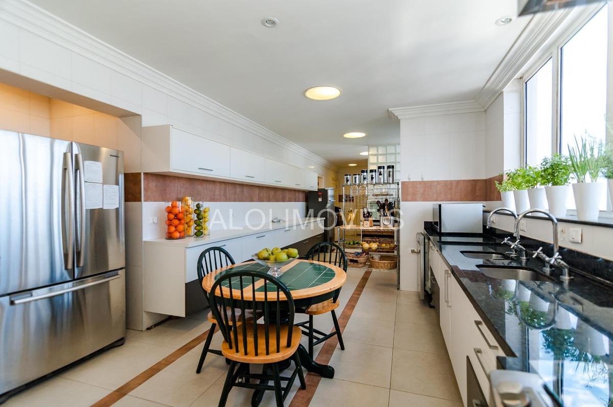 condomínio varam, acima do vigésimo andar,  melhor localização do jardim paulista, puro conforto, máximo de segurança, mansão nas alturas. - 125452 van - 288