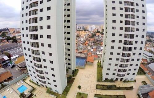 condomínio ville mediterrane guarulhos 3 dormitórios 2 vagas