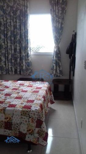 condomínio vista bella apartamento com 2 dormitórios à venda, 53 m² por r$ 249.000 - parque viana - barueri/sp - ap2346