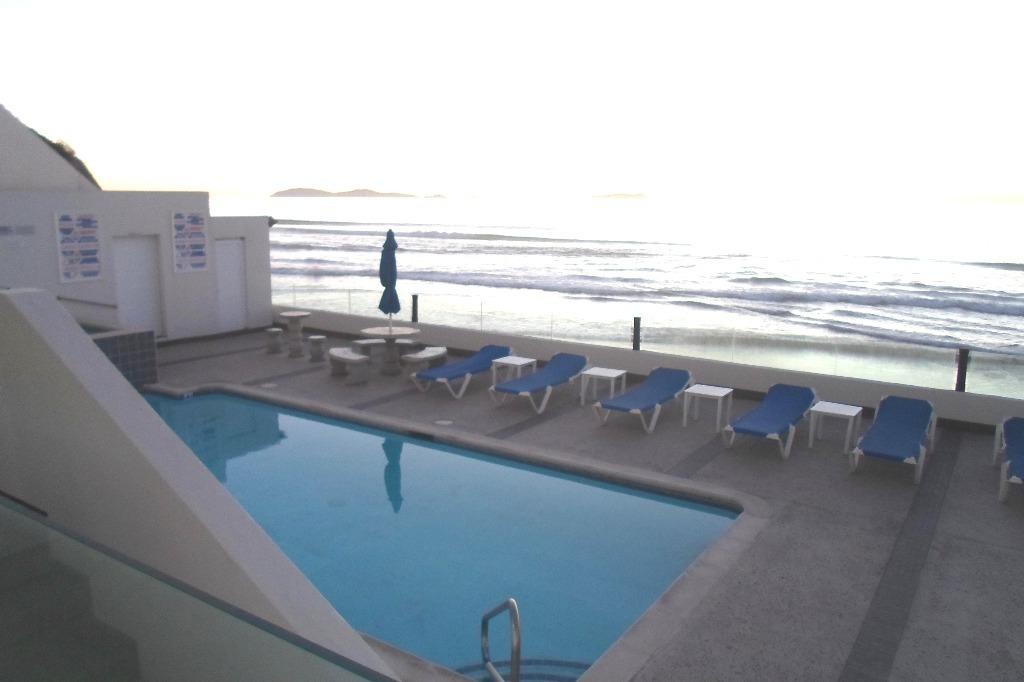 condominios en venta aqua residencial, frente al mar en playas de tijuana