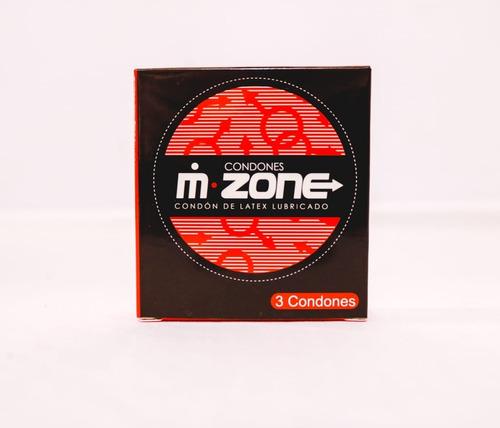 condón preservativos m-zone, 144 condones, envío gratis.