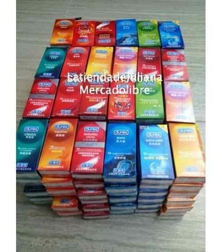 condones prervativos durex pagas60 llevas84 envio gratis w01