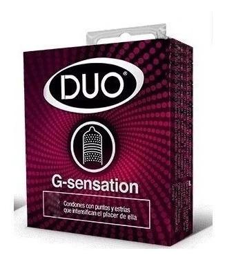condones preservativo duo genuino 25 unidades surtidas w11