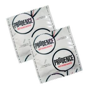 Condones Prudence Con Retardante Caja Con 100 Piezas Igt