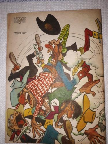 condorito antiguo n°21, 1967, zig zag