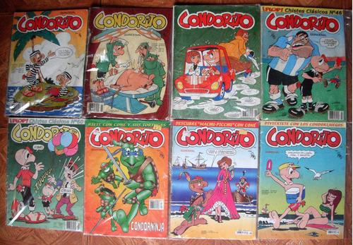 condorito lote 22 revistas comics
