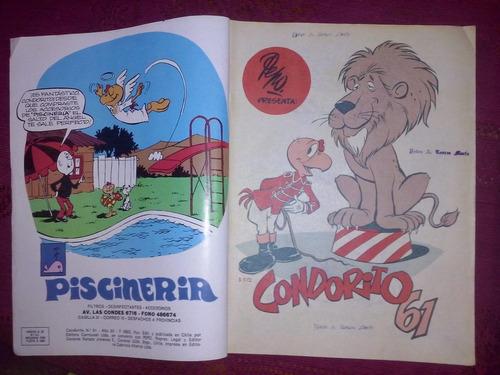 condorito n°61 (1977)