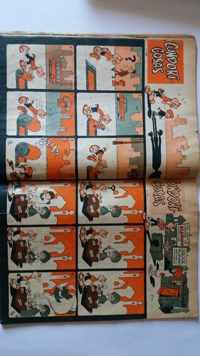 condoritos antiguo si cubierta. con poster central