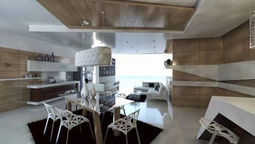 condos 2 habitaciones, playa del carmen p1899