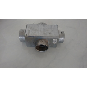 Condulete De Alumínio Sem Rosca X 1.1/2 Tramontina C/4
