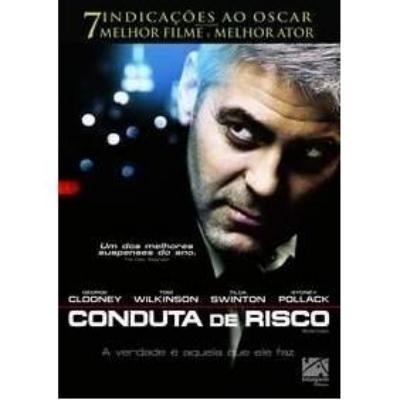 conduta de risco dvd