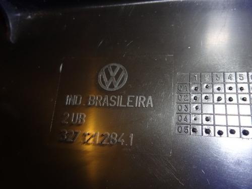 condutor ar radiador lado direito vw santana original e