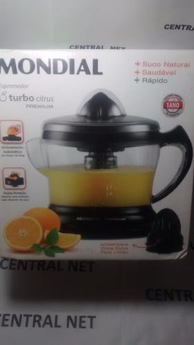 cone espremedor mondial turbo citrus  original