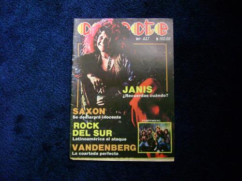conecte #437 janis revista de musica