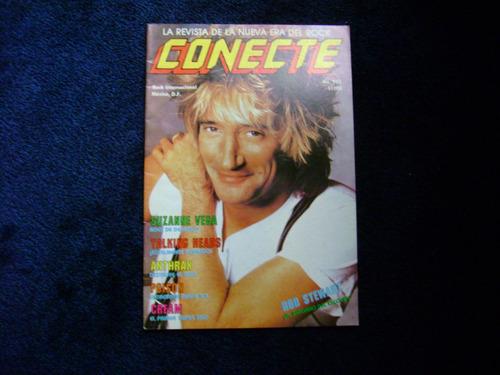 conecte #513 rod stewart   revista de musica