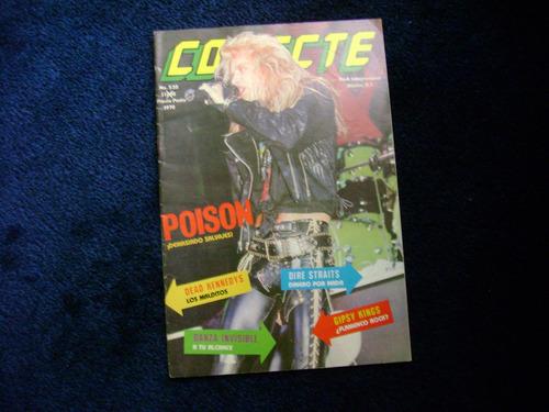 conecte #530 poison   revista de musica