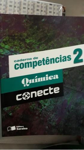 conecte química 2 + caderno de competência + caderno de revi