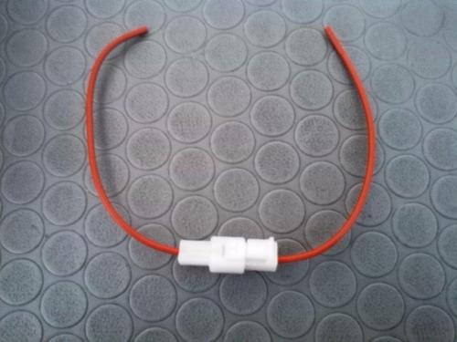 conector 1 via universal macho y hembra