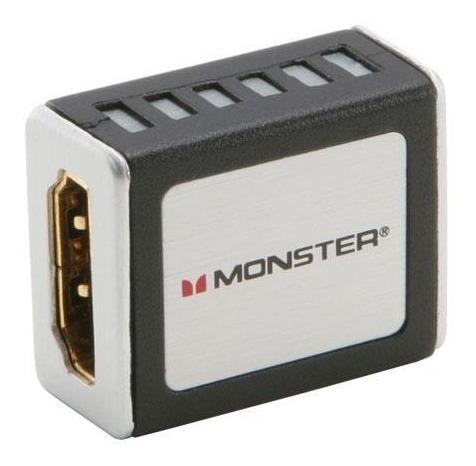 conector acoplador hdmi monster - 1080p