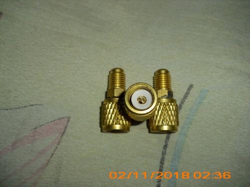 conector adaptador r410a