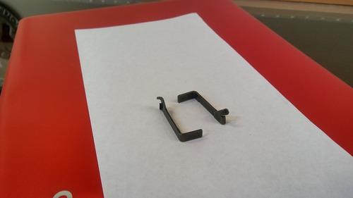 conector alivianador 2kg pistolas glock original acero
