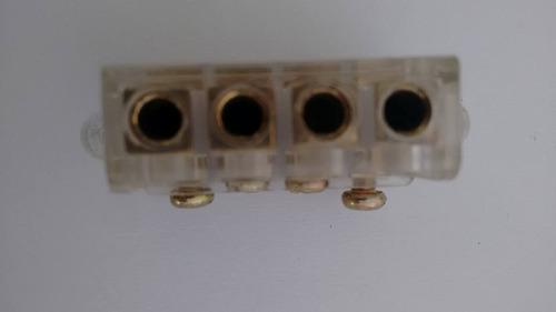 conector alto-falantes módulo roadstar rs1200d