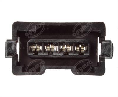 conector / arnes 4 cables bobina cuadrada chevy de 94 al 99