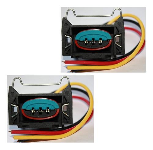 conector bobina ford ka fiesta power max move ecosport spf