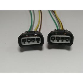 Conector Bobina Yaris Camry Hilux Fortunner