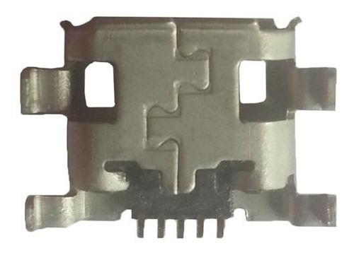 conector carga power tablet micro usb v8 positivo kit c/10un