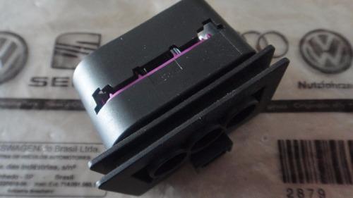 conector chicote ventilador golf bora fox polo original vw