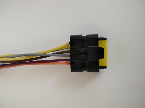 conector cuerpo de aceleracion original fiat 1.8 palio siena