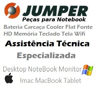 conector da fonte dc jack notebook lenovo g450
