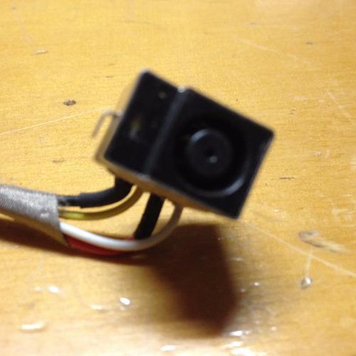 conector da fonte do notebook hp pavilion dv4-2161nr origina